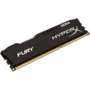 Memorija Kingston 4 GB 2400MHz DDR4 CL15 DIMM HyperX FURY Black, HX424C15FB/4