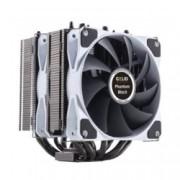 Охлаждане за процесор Gelid Solutions Phantom black CC-PHANTOM-BLACK-01-A, съвместимост с Intel: 775/1155/1156/1366/1150/1151/2011, AMD: AM2/AM2+/AM3/AM3+/AM4/FM1/FM2, черен