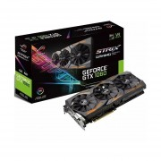 Tarjeta De Video Nvidia Asus ROG Strix GTX 1060 6GB GDDR5 GeForce ROG STRIX-GTX1060-O6G-GAMING