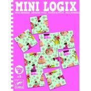 Mini logix Djeco puzzle imposibil prințese
