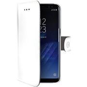 CELLY Wally Samsung Galaxy S9 Plus-hoz fehér