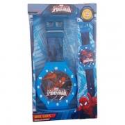 Spindelmannen Väggklocka, Stort armbandsur