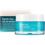 DR.V8 Oplossing Hialuronic Acid Cream gezichtscrème met hyaluron en vitaminen 50ml