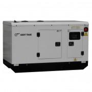 Generator de curent trifazat AGT 130 DSEA, isonorizat, 127 kVa