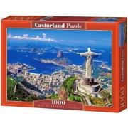 Puzzle Rio de Janeiro, 1000 piese