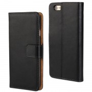 Apple iPhone 6 Plus / 6S Plus Genuine Leather Wallet Case Mobile Phone Cover
