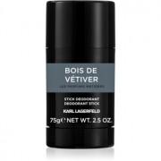 Karl Lagerfeld Bois de Vétiver desodorante en barra para hombre 75 g