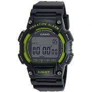 Casio Youth Digital Black Dial Mens Watch-W-736H-3AVDF (I104)