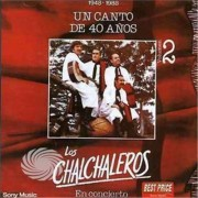 Video Delta Los Chalchaleros - Un Canto De 40 Anos Vol.Ii - CD