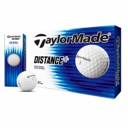 【TaylorMade Golf/テーラーメイドゴルフ】ディスタンス+ ボール /
