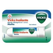 Procter & Gamble Srl Vicks Inalante 415,4Mg+415,4Mg Bastoncino Nasale 1 Tubo