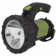 Lanterna cu acumulator LED 5W+1.5W COB LED
