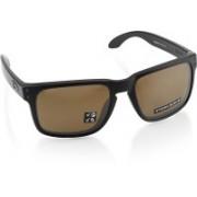Oakley HOLBROOK Wayfarer Sunglass(Brown)