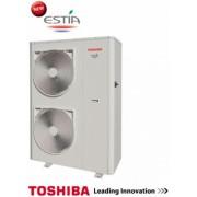 Toshiba RUA-CP1701HLT8-E 3 fázisú Monobloc hőszivattyú légkazán 17.1 kW