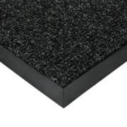 Černá textilní zátěžová čistící rohož Catrine - 200 x 300 x 1,35 cm (77222227) FLOMAT