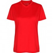 Newline Base Cool Shirt Ladies - Female - Rood - Grootte: 2X-Large