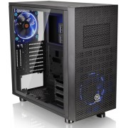 Thermaltake Core X31 Mid Tower Computer Case with Tempered Glass Window - Black