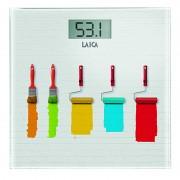 Cantar digital pentru persoane Laica PS1060, 180 kg, Multicolor