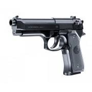 Pistol airsoft cu arc Airsoft Beretta M92Fs 6Mm 12Bb 0,5J