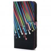 Carteira para iPhone 5 / 5S / SE - Meteoro