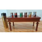 Doza suc - set 6 buc modele diferite - miniaturi papusi/colectionari
