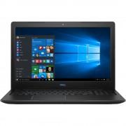 "Laptop Dell Inspiron Gaming 3579, 15.6"" FHD IPS Anti- Glare, Intel Core i7-8750H, NVIDIA GeForce GTX 1050 Ti 4GB GDDR5, RAM 8GB DDR4, SSD 256GB, Windows 10 Home (64Bit)"