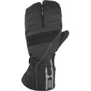 IXS X-Winter 3-Finger-ST Guantes de la motocicleta Negro 3XL