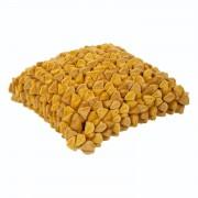 Haans Lifestyle Kussen Pebble geel 45x45cm