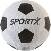 Sportx Voetbal Rubber 380 Gram Rubber Wit