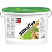 Tencuiala decorativa silicatica Baumit SilikatTop 2 K alba 0019 25 kg