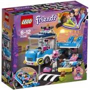 Lego Friends: Camión de asistencia y mantenimiento (41348)