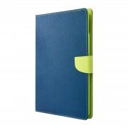 Mercury Pouzdro / kryt pro Apple iPad Air 2 - Mercury, Fancy Diary Navy/Lime