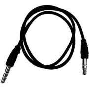 3.5 MM Male To Male Universal Aux Auxiliary Cable iPHONE MP3 iPOD PC Car Audio