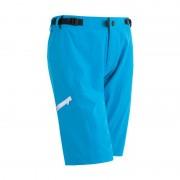 Női kerékpáros nadrág Sensor Hélium kék / fehér 17100100