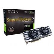 EVGA 08G-P4-6583-KR GeForce GTX 1080 8GB GDDR5X Tarjeta gráfica (NVIDIA, GeForce GTX 1080, 7680 x 4320 Pixeles, 1708 MHz, 1847 MHz, 7680 x 4320 Pixeles)