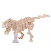 Nanoblock Nbc-185 - Squelette T-Rex - Modèle Mini - 140 Pièces