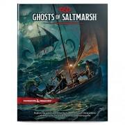 Wizards RPG Team Dungeons & Dragons Ghosts of Saltmarsh Hardcover Book (D&d Adventure)