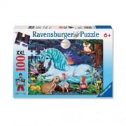 PUZZLE PADURE, 100 PIESE
