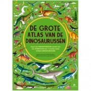 De grote atlas van de dinosaurussen - Emily Hawkins