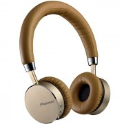 HEADPHONES, Pioneer SE-MJ561BT-T, Microphone, Bluetooth, NFC, Gold
