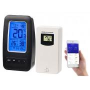 Thermomètre-hygromètre FWS-330.bt intérieur / extérieur et application