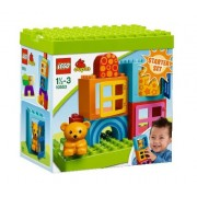 Lego Toddler Build and Play Cubes