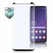 Стъклен протектор HAMA Full Screen за Samsung Galaxy S10е, черен, HAMA-186220