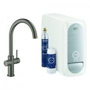 Grohe Blue Home Starter Kit 31455 Bluetooth/WIFI C-Ausl. hard graphite geb, 31455AL1 31455AL1
