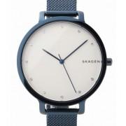 SKAGEN SKW2579【ヒロブ/HIROB レディス 腕時計 ネイビー ルミネ LUMINE】