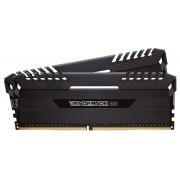 DDR4 16GB (2x8GB), DDR4 3000, CL15, DIMM 288-pin, Corsair Vengeance RGB CMR16GX4M2C3000C15, 36mj
