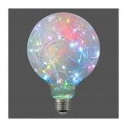 Bec decorativ LED RGB LILUCO E27/1,5W/230V - Leuchten Direkt 08036