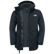 The North Face Boys Elden Rain TriClimate Jacket Black Skaljacka