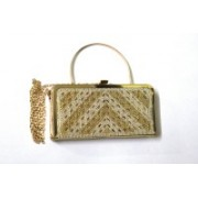 Clutches Casual, Party, Formal Gold Clutch