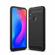 Husa TECH-PROTECT TPUCARBON Xiaomi Mi A2 Lite / Redmi 6 Pro Black